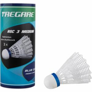 Tregare NSC 3 MEDIUM WHITE  NS - Badmintonové míčky