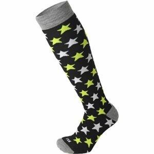 Mico MEDIUM WEIGHT PROTECTION SKI SOCKS JR růžová M - Dětské lyžařské ponožky