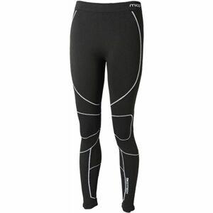 Mico LONG TIGHT PANTS WARM SKIN W černá XXS - Dámské lyžařské spodní kalhoty
