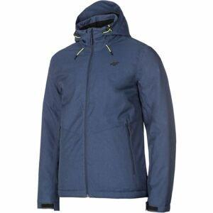 4F MEN´S SKI JACKET modrá XL - Pánská lyžařská bunda