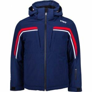 Vist UNLIMITED INS. SKI JACKET M tmavě modrá L - Unisex lyžařská bunda