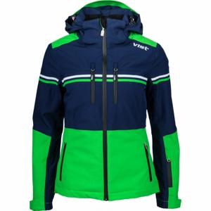 Vist QUEEN MASTER INS. SKI JACKET W zelená S - Dámská lyžařská bunda