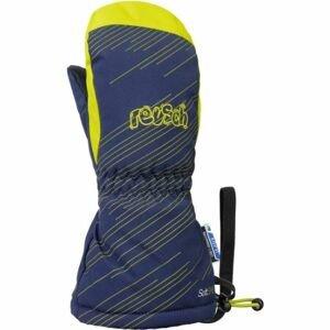 Reusch MAXI R-TEX XT MITTEN modrá 4 - Lyžařské rukavice