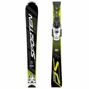 Sporten RS 5 SL + PRD 12  155 - Pánské sjezdové lyže