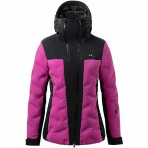 Kjus WOMEN ELA JACKET černá 38 - Dámská zimní bunda