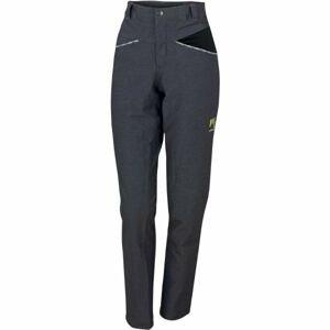 Karpos FIAMES W PANT tmavě šedá 46 - Dámské kalhoty