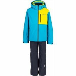 Colmar JR.BOY 2-PC-SUIT modrá 14 - Juniorský lyžařský set
