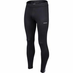 Arcore DAN černá M - Pánské běžecké kalhoty