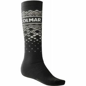 Colmar LADIES SOCKS černá M - Dámské lyžařské podkolenky