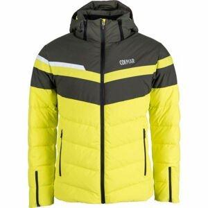 Colmar M. DOWN SKI JACKET šedá 52 - Pánská lyžařská bunda