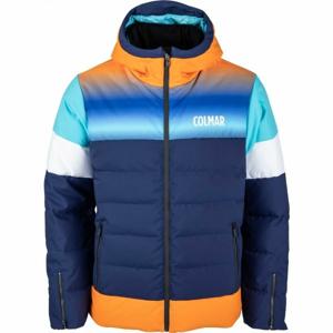 Colmar M. DOWN SKI JACKET modrá 54 - Pánská lyžařská bunda