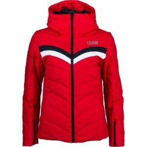 Colmar L. DOWN SKI JACKET červená 36 - Dámská lyžařská bunda