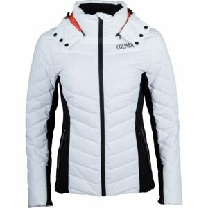 Colmar L. DOWN SKI JACKET bílá 34 - Dámská lyžařská bunda