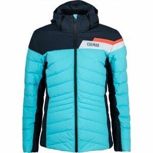 Colmar L. DOWN SKI JACKET modrá 38 - Dámská lyžařská bunda