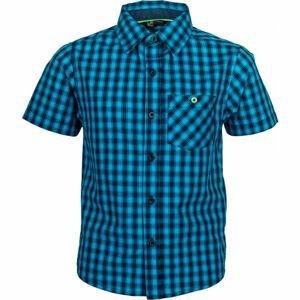 Lewro MELVIN černá 116-122 - Chlapecká košile