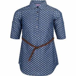 Lewro YESEMIRA modrá 140-146 - Dívčí košile