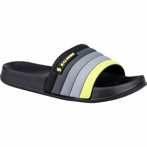 Salmiro ZIPTOP černá 34 - Dětské pantofle