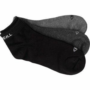 O'Neill QUARTER 3P šedá 43 - 46 - Unisex ponožky