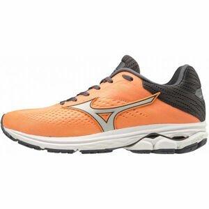 Mizuno WAVE RIDER 23 W oranžová 4.5 - Dámská běžecká obuv