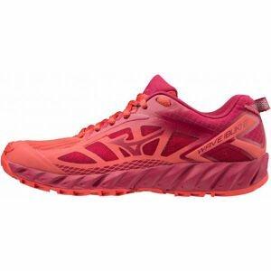 Mizuno WAVE IBUKI 2 W červená 6.5 - Dámská běžecká obuv