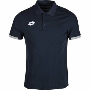 Lotto POLO DELTA tmavě modrá 3xl - Pánské polo triko