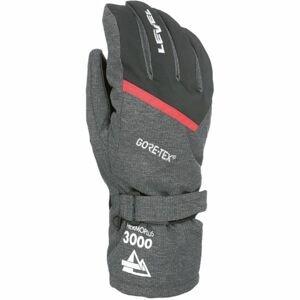 Level EVOLUTION GORE-TEX šedá 9.5 - Pánské Gore-Tex rukavice