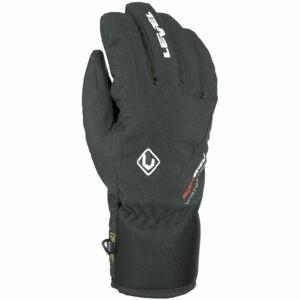 Level FORCE černá 7 - Pánské rukavice