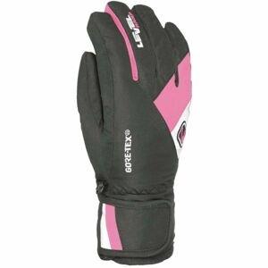 Level FORCE JR GORE-TEX černá 5 - Dětské rukavice