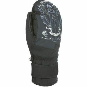 Level SPACE MITT černá 9.5 - Pánské snowboardové rukavice