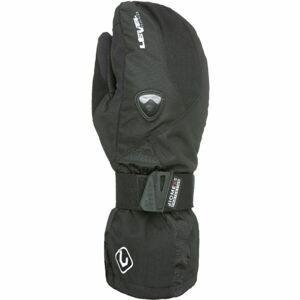 Level FLY JR MITT černá 6,5 - Dětské snowboardové rukavice