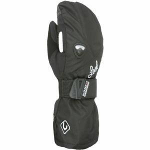Level BUTTERFLY W MITT černá 7 - Dámské snowboardové palčáky