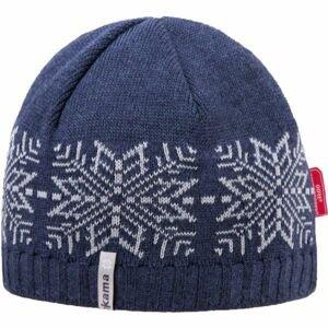 Kama ČEPICE MERINO+WINDSTOPPER tmavě modrá L - Pletená čepice