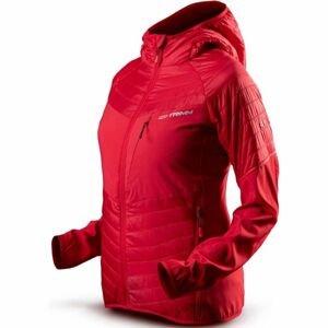 TRIMM ZENA červená XL - Dámská celoroční bunda