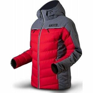 TRIMM CORTEZ červená XXL - Pánská lyžařská bunda