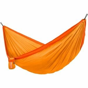 La Siesta COLIBRI 3.0 SINGLE oranžová NS - Hamaka