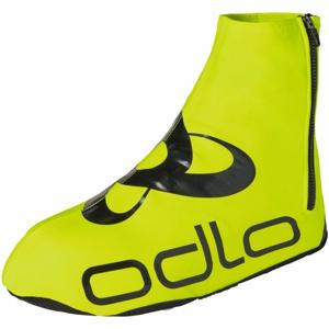 Odlo SHOECOVER ZEROWEIGHT CYCLING žlutá L - Návlek na boty