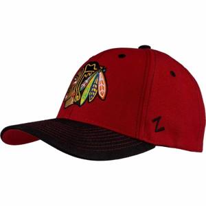 Zephyr STAPLE CAP CHICAGO BH červená NS - Kšiltovka