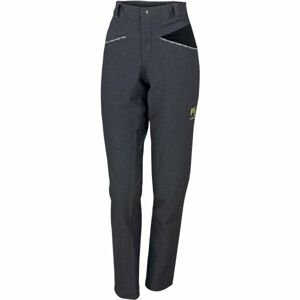 Karpos FIAMES W PANT tmavě šedá 40 - Dámské kalhoty