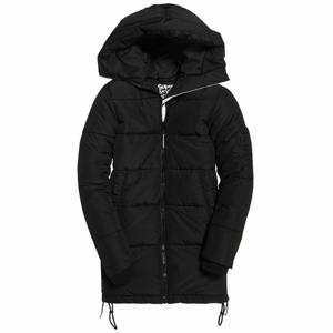 Superdry ION PADDED JACKET černá 14 - Dámská bunda