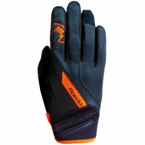 Roeckl RENON černá 8 - Cyklistické rukavice