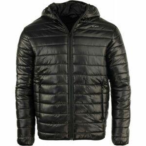 ALPINE PRO FRAN černá XL - Pánská zimní bunda