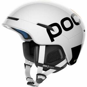 POC OBEX BC SPIN HYDROGEN bílá (51 - 54) - Lyžařská helma