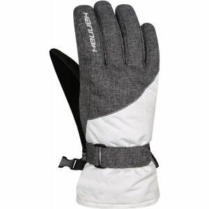 Hannah ANIT bílá S - Dámské lyžařské rukavice