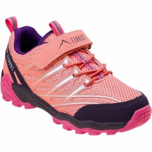 Elbrus TERRIN JR růžová 31 - Dětská vycházková obuv
