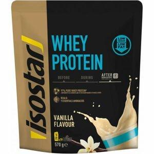 Isostar WHEY PROTEIN VANILKA 570G  NS - Prášek pro přípravu proteinového nápoje s obsahem BCAA