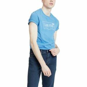 Levi's HOUSEMARK GRAPHIC TEE modrá M - Pánské tričko