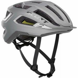 Scott ARX PLUS šedá (55 - 59) - Cyklistická helma