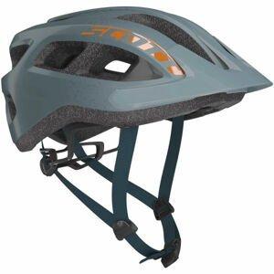 Scott SUPRA šedá (54 - 61) - Cyklistická helma