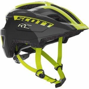 Scott SPUNTO JR černá (50 - 56) - Dětská helma na kolo