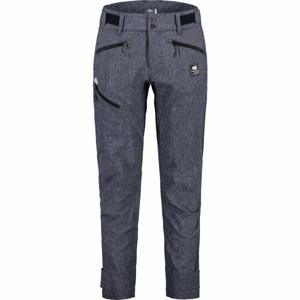 Maloja AVIULM modrá M - Pánské kalhoty na kolo